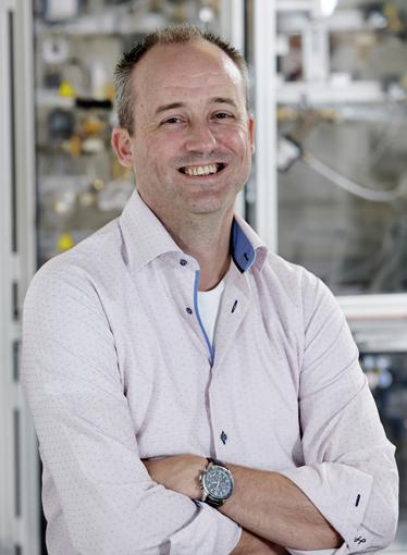 Goslin van Herpen, Responsable de Desarrollo de Producto en Arkel