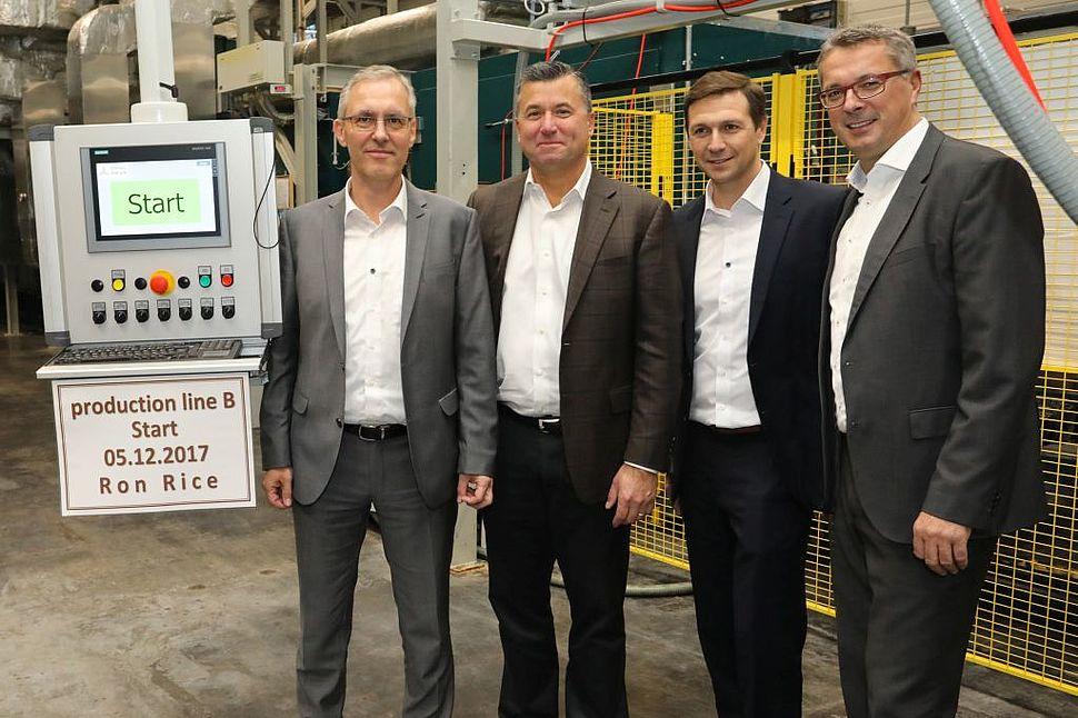 Bodenwöhr, fabricación de espumas impregnadas