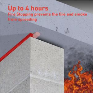 Prevención de la propagación del fuego y el humo