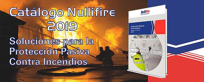 Nuevo Catálogo Nullifire 2019