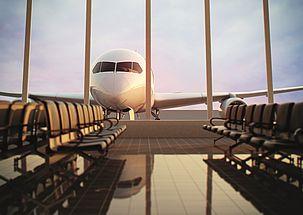 Galeão International Airport in Rio de Janeiro (BR)