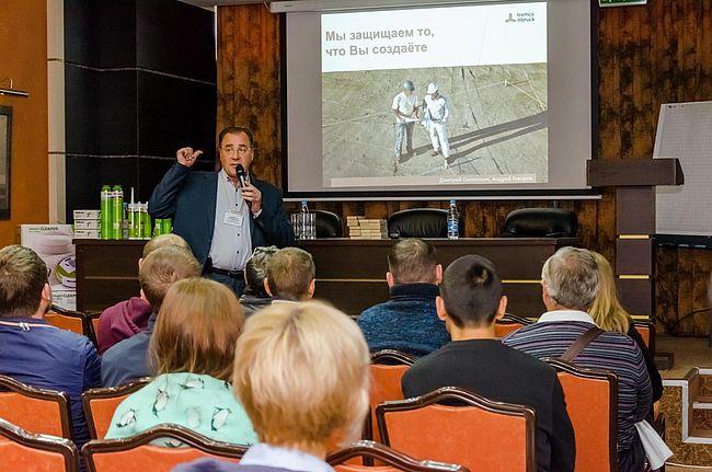 Дмитрий Саникович о гибридных технологиях illbruck